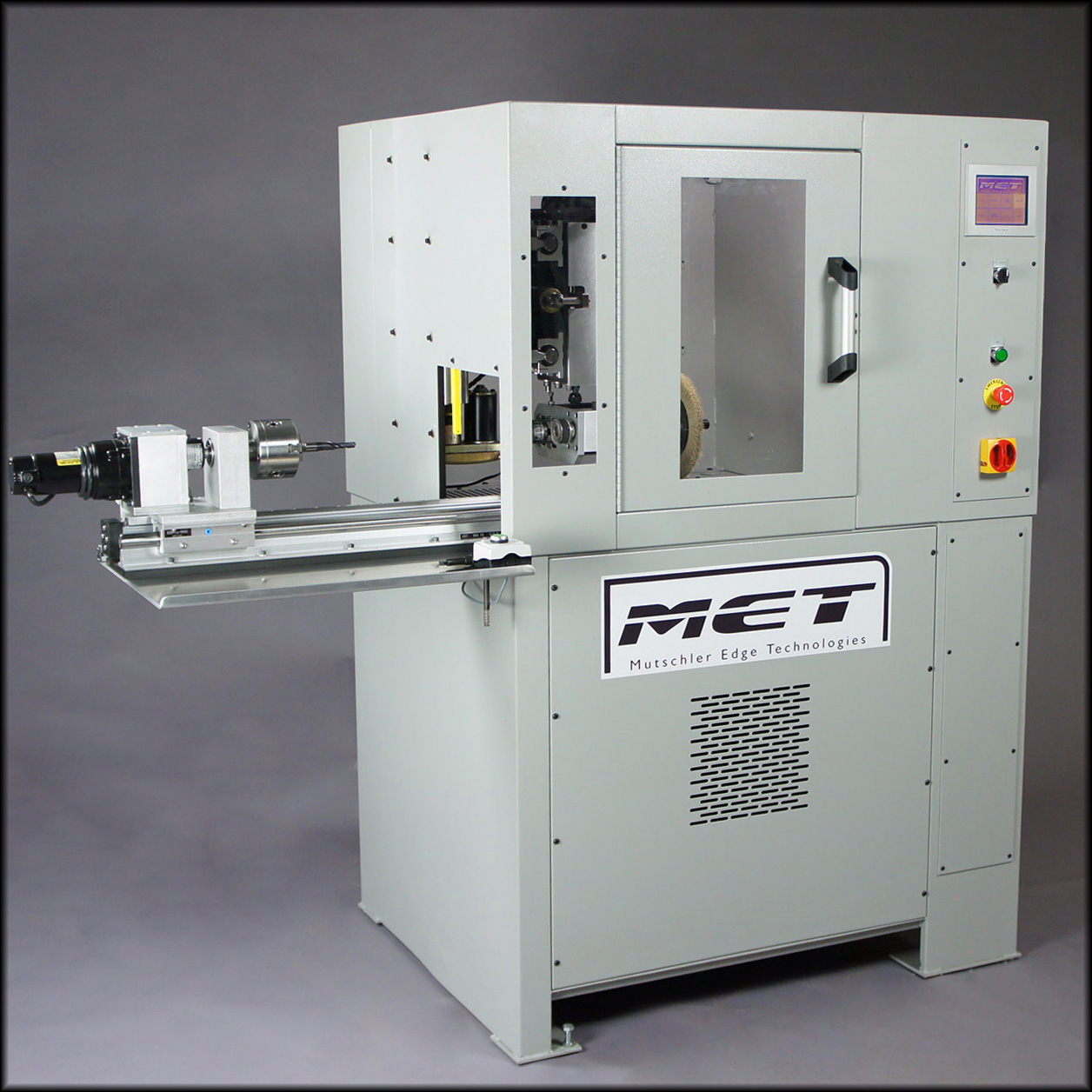 MET-2 Edge prep system for honing and edge prep of cutting tools
